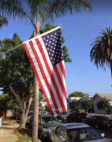 free photo of USA Flag
