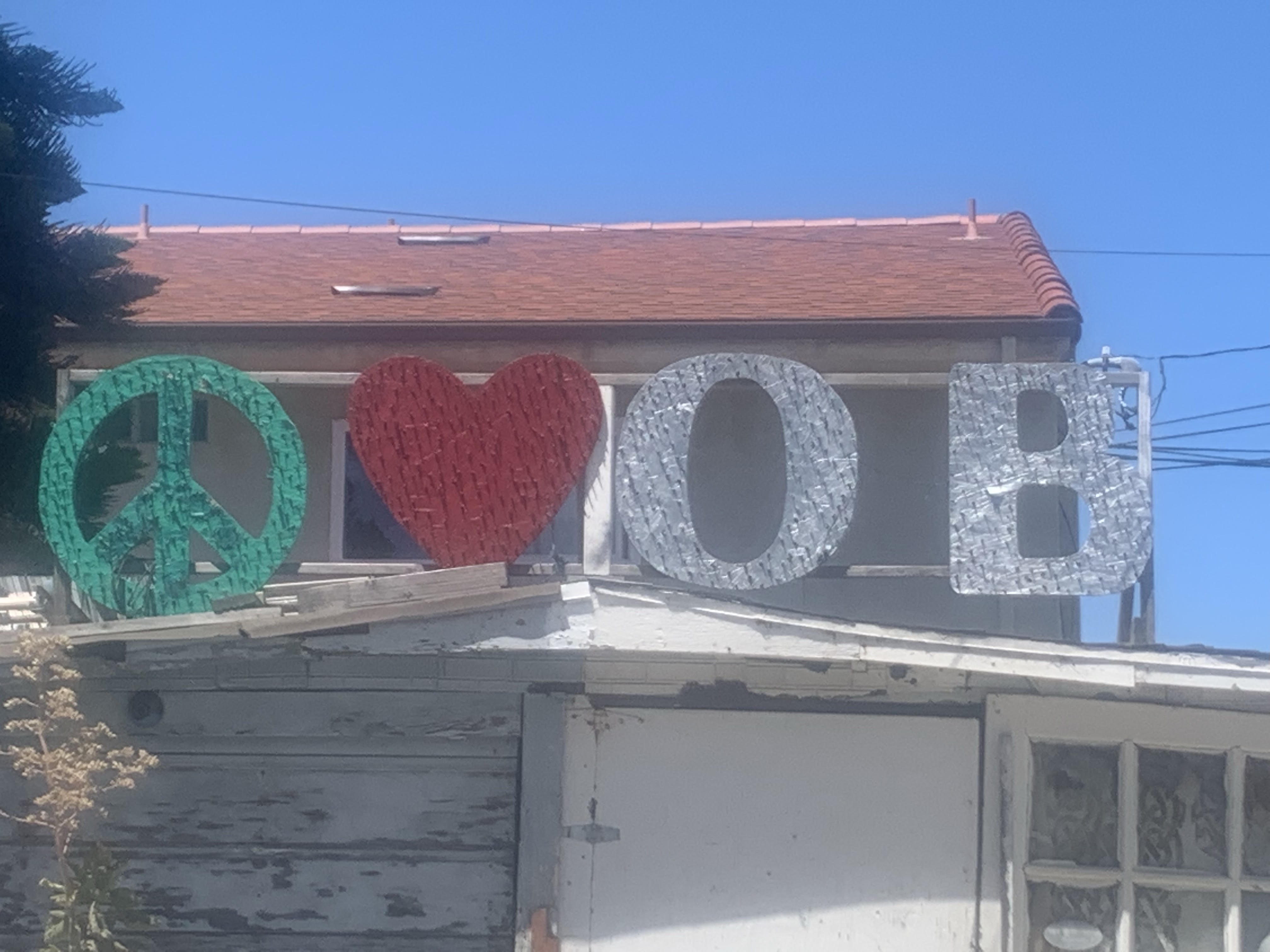 Peace and Love in OB