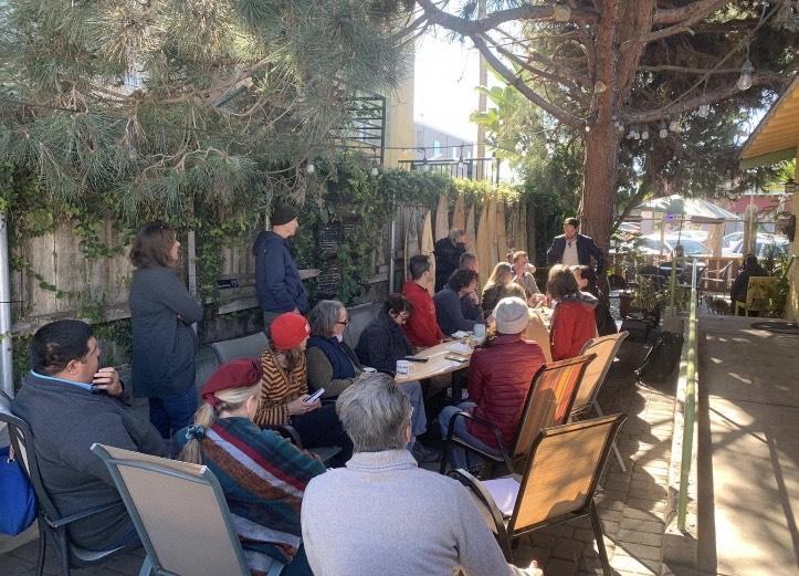 San Diego WordPress blog