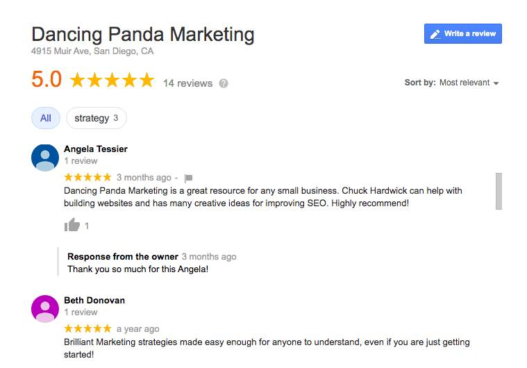 Reviews of a San Diego WordPress and SEO Tutor