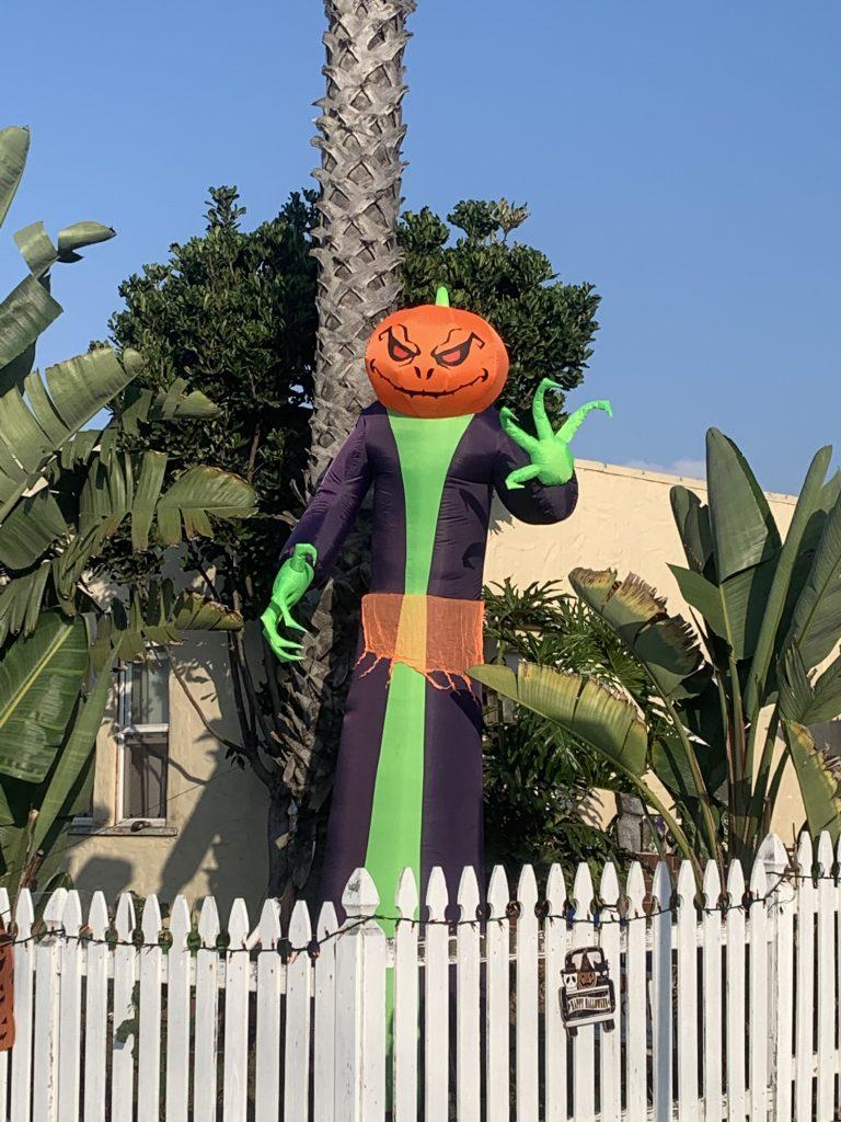 Halloween in Ocean Beach CA 92107